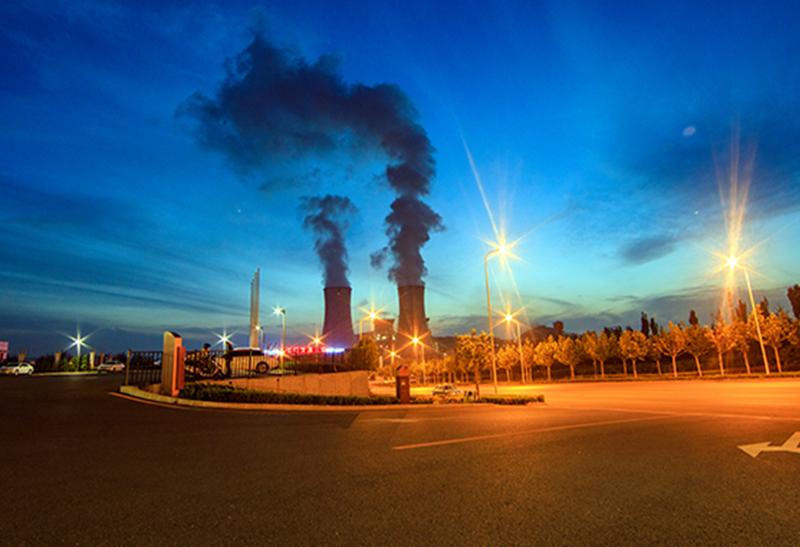 济南网站开发:中慧气体公司模板